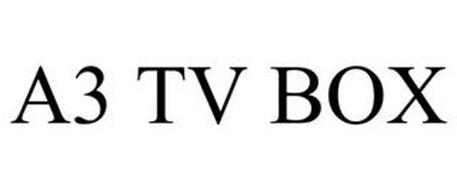 A3 TV BOX