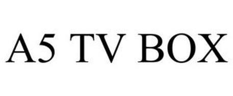 A5 TV BOX