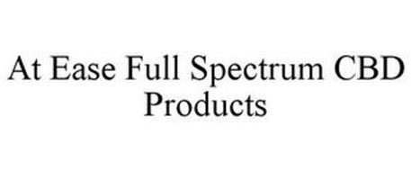 AT EASE FULL SPECTRUM CBD PRODUCTS
