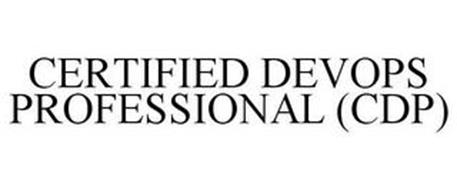 CERTIFIED DEVOPS PROFESSIONAL (CDP)