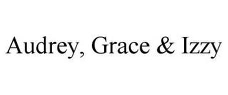 AUDREY, GRACE & IZZY