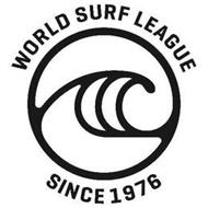 WORLD SURF LEAGUE SINCE 1976