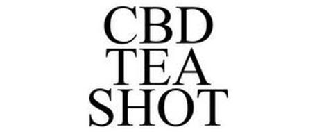 CBD TEA SHOT