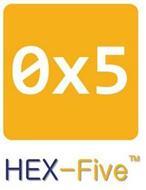 0X5 HEX-FIVE
