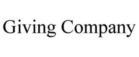 GIVING COMPANY