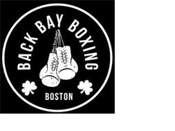 BACK BAY BOXING BOSTON WHO'S YOUR PADDY