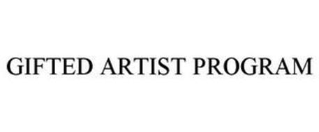 GIFTED ARTIST PROGRAM