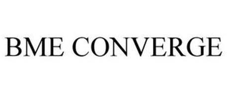 BME CONVERGE