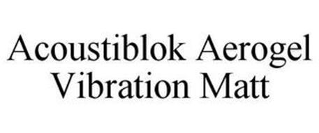 ACOUSTIBLOK AEROGEL VIBRATION MATT