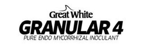 GREAT WHITE GRANULAR 4  PURE ENDO MYCORRHIZAL INOCULANT