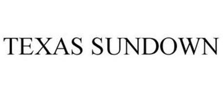 TEXAS SUNDOWN