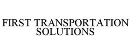 FIRST TRANSPORTATION SOLUTIONS
