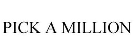 PICK A MILLION