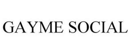 GAYME SOCIAL