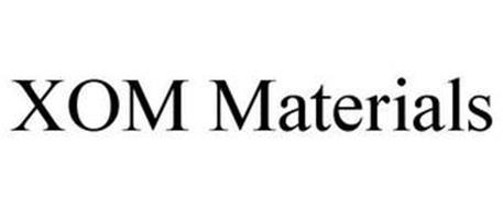 XOM MATERIALS