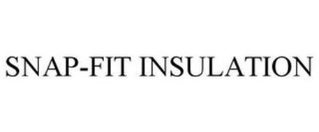SNAP-FIT INSULATION