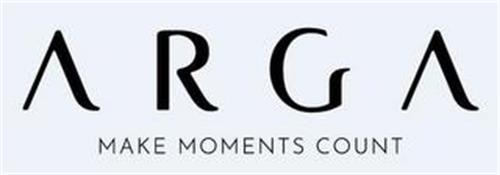 ARGA MAKE MOMENTS COUNT