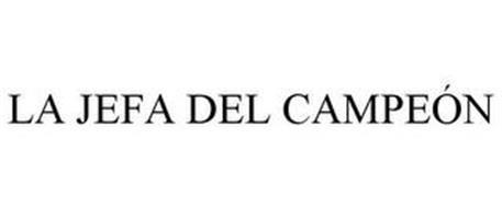 LA JEFA DEL CAMPEÓN