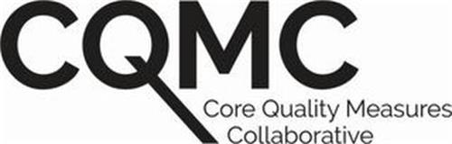 CQMC CORE QUALITY MEASURES COLLABORATIVE