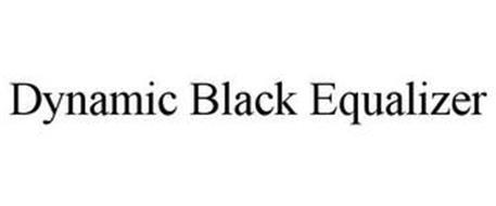 DYNAMIC BLACK EQUALIZER