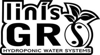 LINIS GRO HYDROPONIC WATER SYSTEMS