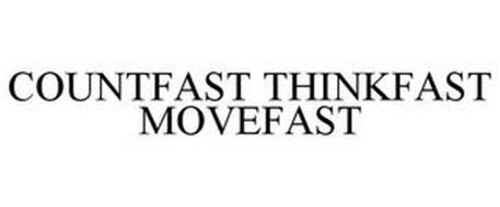 COUNTFAST THINKFAST MOVEFAST
