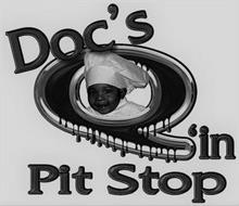 DOC'S Q'IN PIT STOP