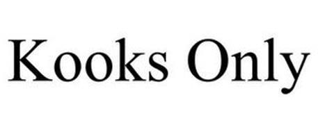 KOOKS ONLY