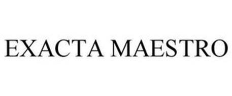 EXACTA MAESTRO