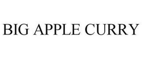 BIG APPLE CURRY
