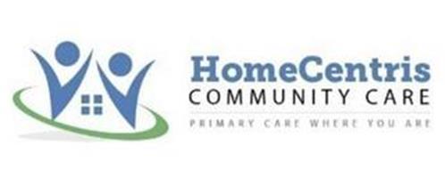HOMECENTRIS COMMUNITY CARE PRIMARY CAREWHERE YOU ARE