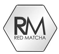 RM RED MATCHA