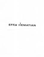EFFY HEMATIAN