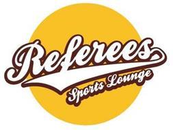 REFEREES SPORTS LOUNGE
