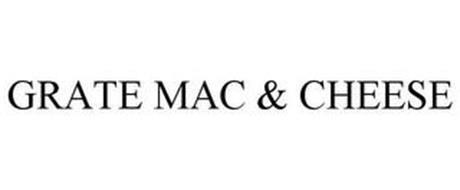 GRATE MAC & CHEESE