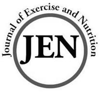 JEN JOURNAL OF EXERCISE AND NUTRITION