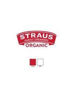 STRAUS FAMILY CREAMERY ORGANIC
