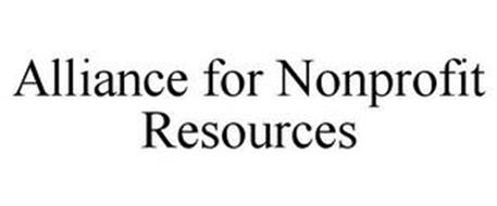 ALLIANCE FOR NONPROFIT RESOURCES