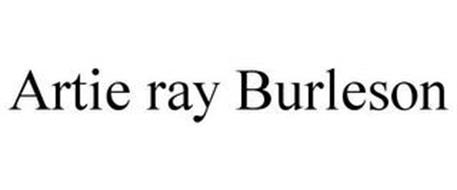 ARTIE RAY BURLESON