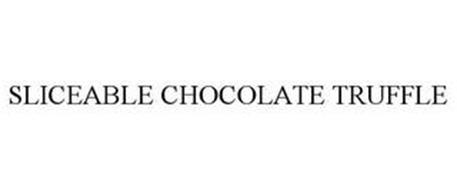 SLICEABLE CHOCOLATE TRUFFLE