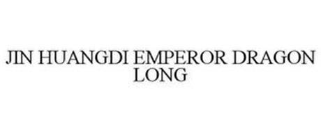 JIN HUANGDI EMPEROR DRAGON LONG