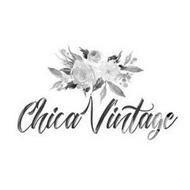 CHICA VINTAGE