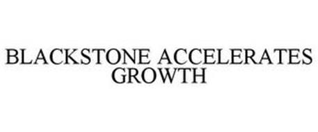 BLACKSTONE ACCELERATES GROWTH
