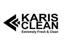 KARIS CLEAN EXTREMELY FRESH & CLEAN