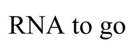 RNA TO GO