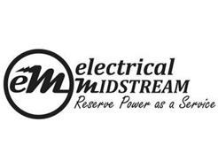 EM ELECTRICAL MIDSTREAM RESERVE POWER AS A SERVICE