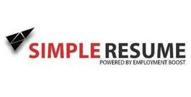 SIMPLE RESUME POWERED BY EMPLOYMENT BOOST
