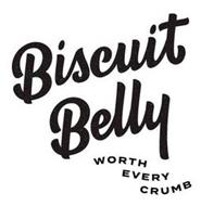 BISCUIT BELLY WORTH EVERY CRUMB