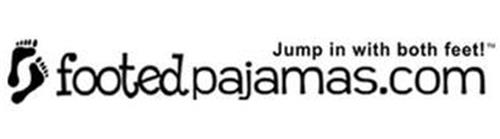 FOOTEDPAJAMAS.COM, JUMP IN WITH BOTH FEET!