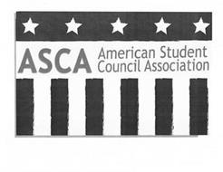 ASCA AMERICAN STUDENT COUNCIL ASSOCIATION